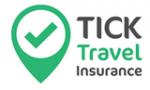 Tick Travel Insurance Coupon Codes & Deals 2021