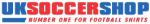 Промокоды UK Soccer Shop