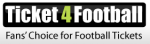 Tickets4Football Coupon Codes & Deals 2021