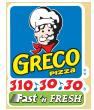 Greco Pizza 쿠폰