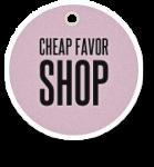 Cheap Favor Shop Coupon Codes & Deals 2021