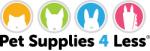 Pet Supplies 4 Less Coupon Codes & Deals 2021