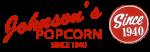 Johnsons Popcorn Coupon Codes & Deals 2021