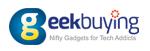 GeekBuying Coupon Codes & Deals 2021