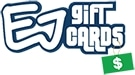 EJ Gift Cards Coupon Codes & Deals 2021