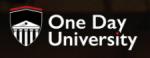 One Day University 쿠폰