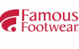 Промокоды Famous Footwear